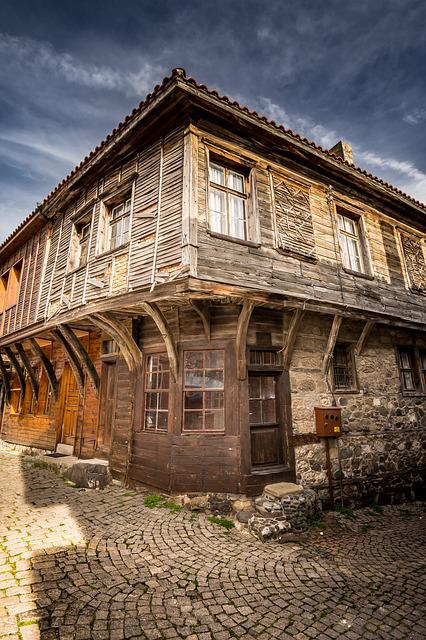 Architecture, Old, Building, House, Travel, Sozopol