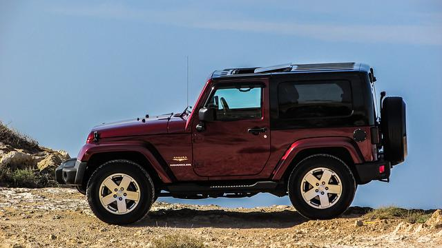 Suv, Car, Vehicle, Jeep, Travel, Adventure, Sportive