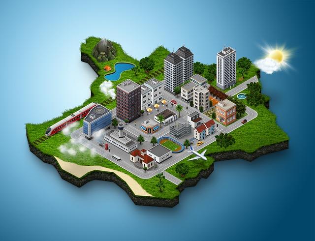City, Architecture, Business, Cityscape, Travel