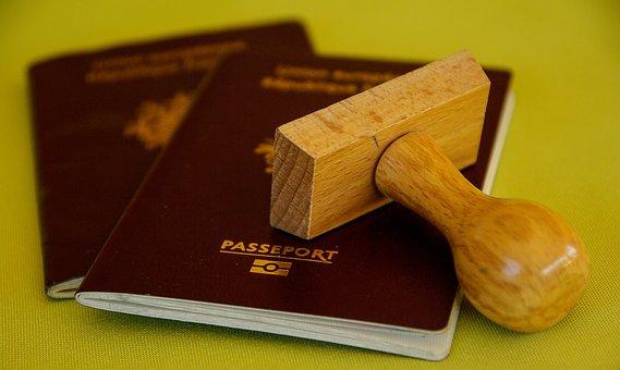 Buffer, Passport, Travel, Boundary, Customs