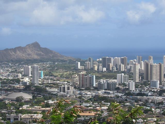 Hawaii, Oahu, Diamond Head, Hawaiian, Beach, Travel