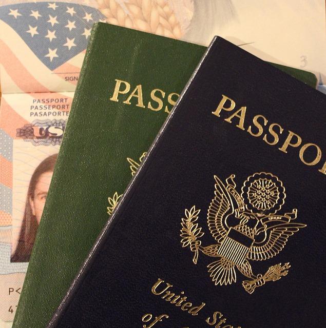 Passport, United States, Documentation, Travel