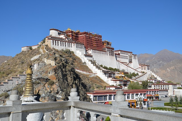 Tibet, Lhasa, The Potala Palace, Faith, Travel