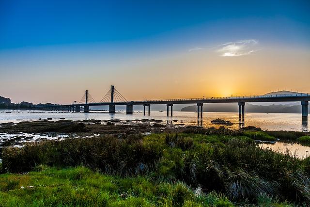 Galicia, Spain, Nature, Travel, Sky, Summer, Maritime