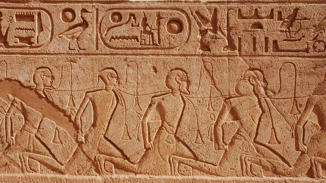 Egypt, Travel, Hieroglyphs, Abu Simbel