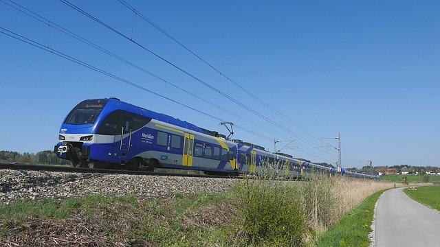 Transport System, Travel, Horizontal, Sky, Landscape