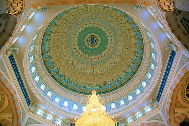 Cami, Architecture, Islam, Travel, Religion, Building