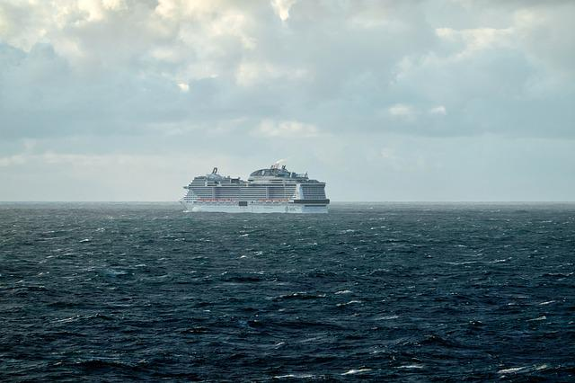 Cruise, Ship, Sea, Lake, Travel, Horizon, Vacations