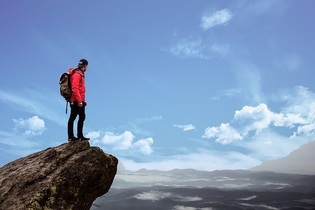 Mountain, Hiking, Adventure, Landscape, Nature, Travel