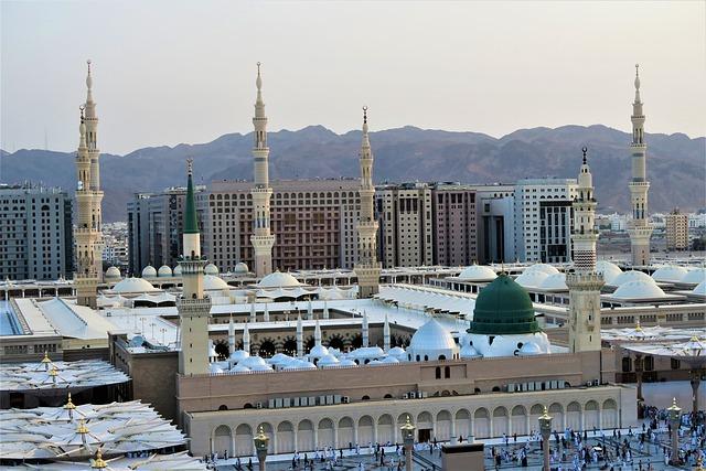 Masjid Nabawi, I've To Medina, Medina, City, Travel