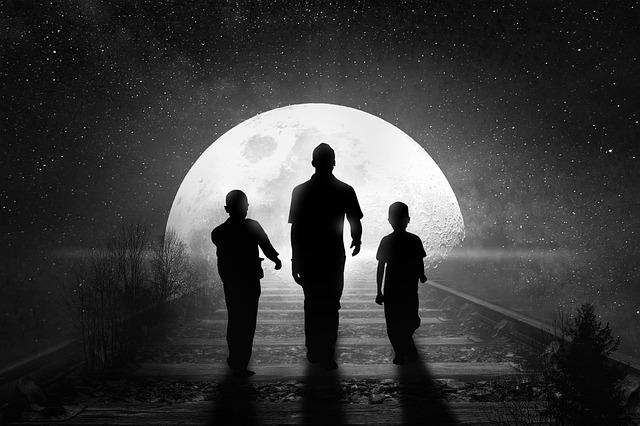 Moon, Cosmos, Travel, Star