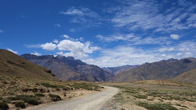 Spiti, Nature, Landscape, Travel, Mountain, Sky