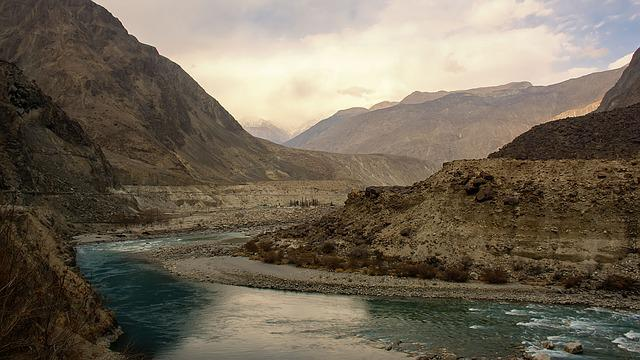 Water, Nature, Landscape, Travel, Panoramic