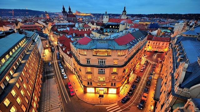 Prague, Europe, Travel