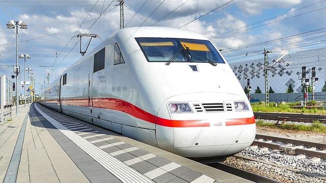 Transport System, Travel, Railway Station, Munich