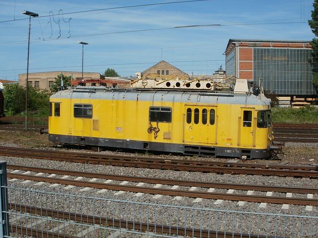 Trainstation, Railway, Train, Transportation, Travel