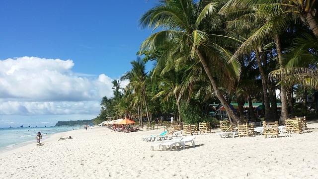 Boracay, Beach, Republic Of The Philippines, Travel