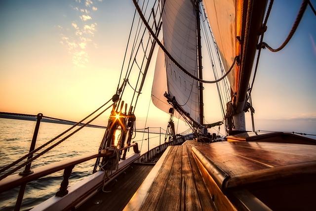 Sailing, Sailboat, Boat, Travel, Transportation, Sea