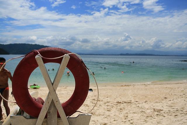 Sea, Sandy, Travel