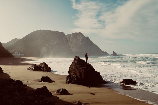 Body Of Water, Side, Sea, Travel, Ocean, Seascape