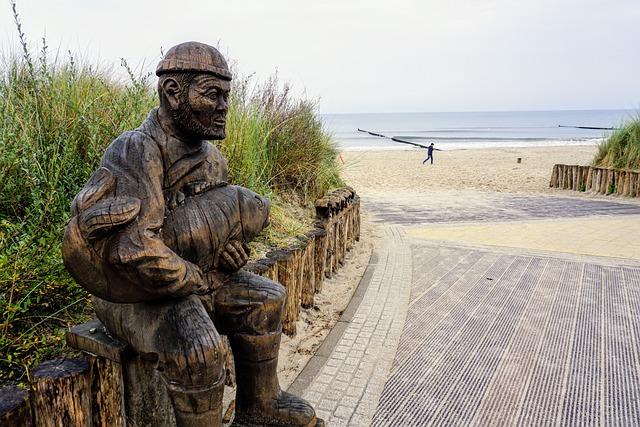 Zinnowitz, Travel, Man, In The Free, Human, Waters, Sea