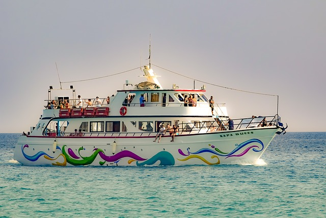 Sea, Water, Boat, Ship, Travel, Cruise Boat, Marine
