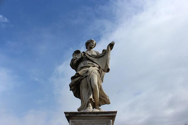 Statue, Sculpture, Travel, Sky, Monument, Architecture