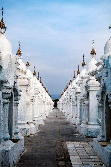 Travel, Architecture, Religion, Sky, Temple, Myanmar