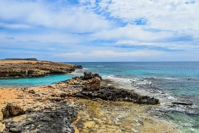 Sea, Water, Seashore, Beach, Travel, Sky, Clouds