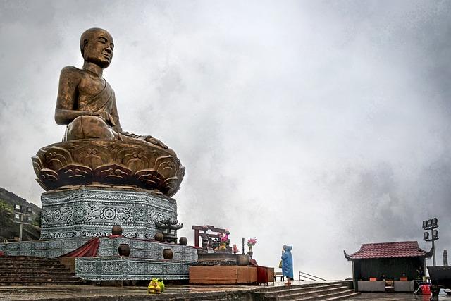 Statue, Religion, Temple, Asia, Sculpture, Travel