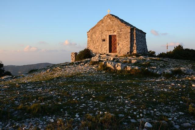 Church, Stone, Building, Architecture, Travel, Religion