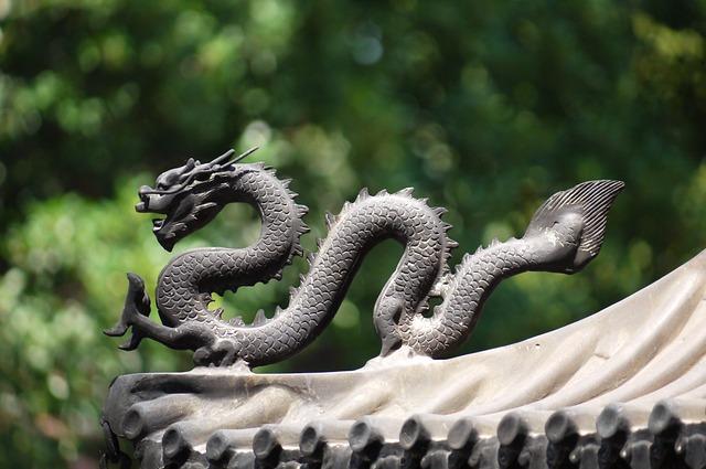 China, Monument, Tourism, Travel, Temple, Culture