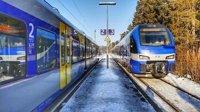 Train, Transport System, Travel