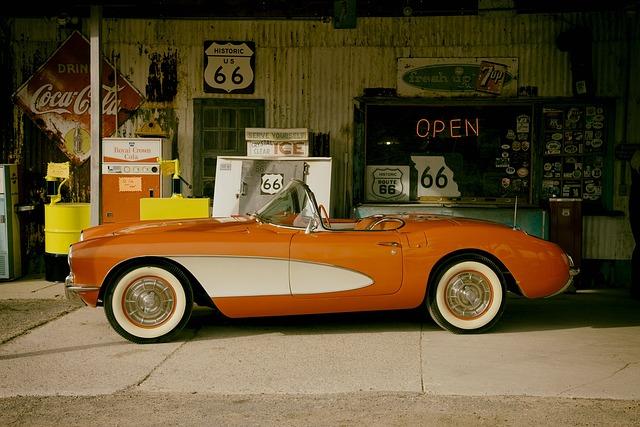 Corvette, Car, Auto, Automobile, Travel, Transportation