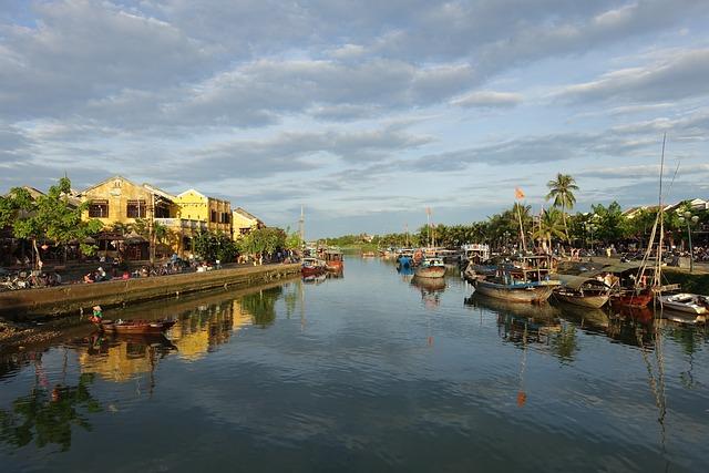 Vietnam, Hoi An, Da Nang, Travel, Tourist Destination