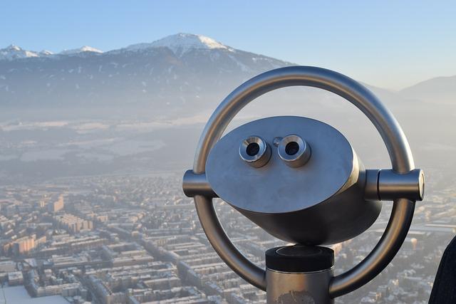 View, Landscape, Telescope, Sky, Outdoor, Travel