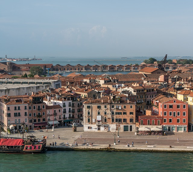 Venice, Italy, Europe, Travel, Canal, Water