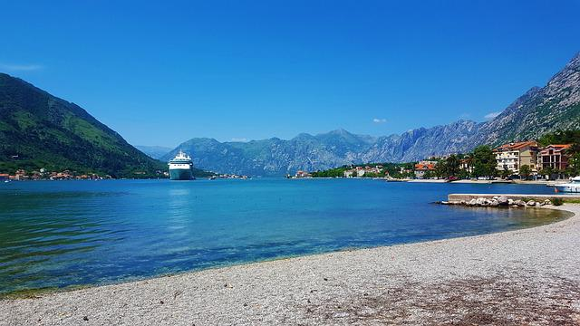 Sea, Montenegro, Adriatic, Nature, Water, Travel, Coast
