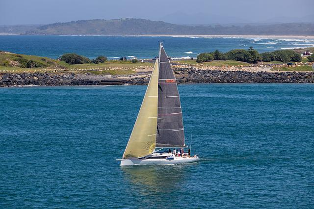 Water, Sea, Travel, Sailboat, Yacht, Ocean, Seashore