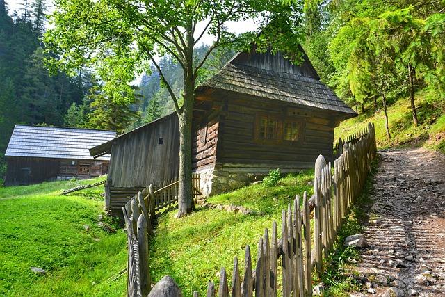 Traveling, Nature, Slovakia