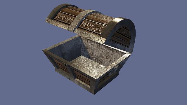 Treasure Chest, Woody Box