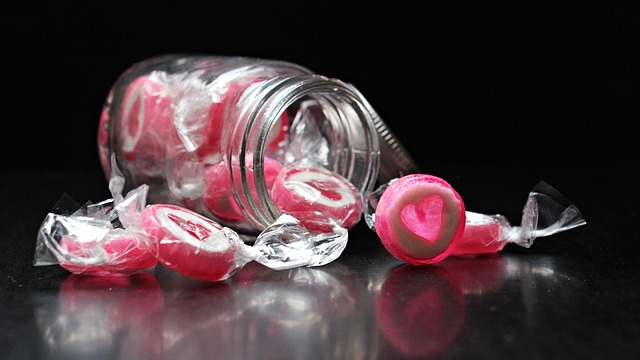 Candy, Heart, Heart Candy, Delicious, Treat