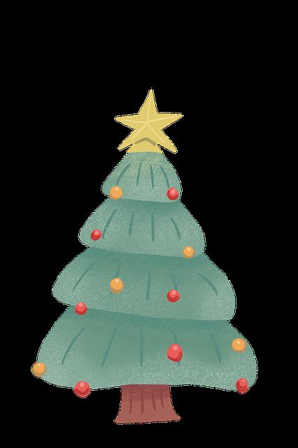 Tree, Christmas Tree, Christmas, Decoration