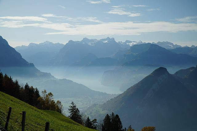 Mountain, Panorama, Nature, Travel, Landscape, Tree