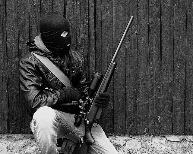 Criminal, Police, Reaction Force, Trerrorist, Terrorism