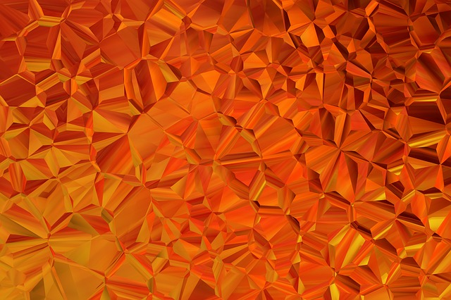 Low-poly, Polygons, Triangles, Abstract, Geometric