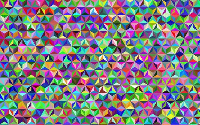 Repeating, Pattern, Design, Triangular, Triangles