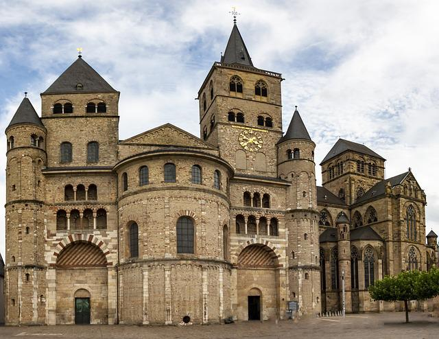 Trier, Dom, Church, Trier Cathedral, Chapel, Old