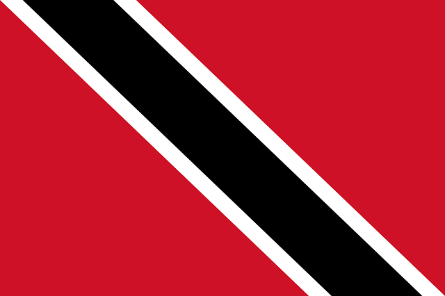 Trinidad And Tobago, Flag, National Flag, Nation