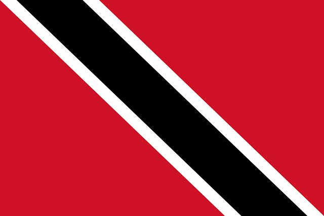 Trinidad And Tobago, Flag, National Flag, Nation